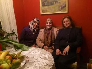 Samar, Lana og Amal